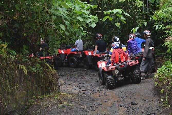 Atv Tour Arenal Volcano