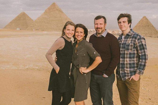Cairo tour to Giza Pyramids and Sphinx