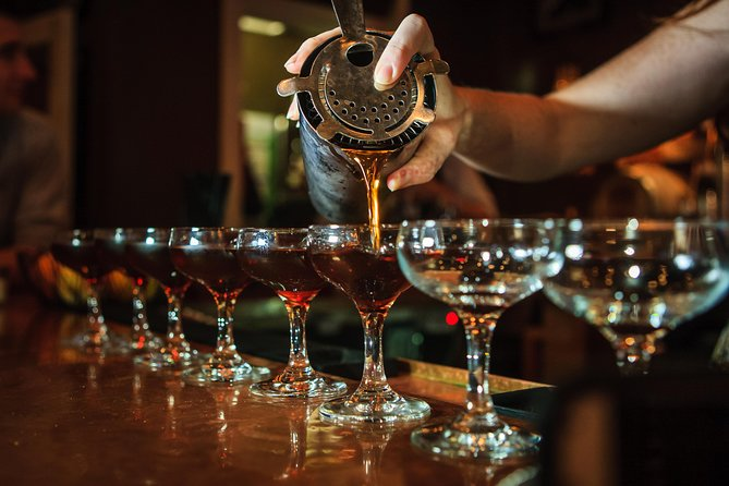New Orleans Original Craft Cocktail Walking Tour