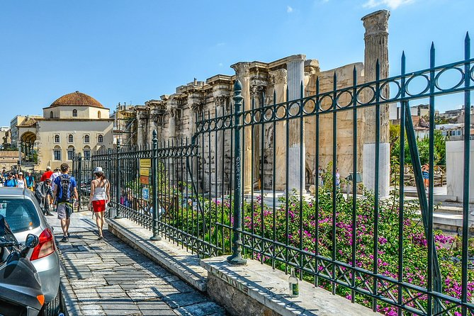 Philosophy and Democracy tour of Athens