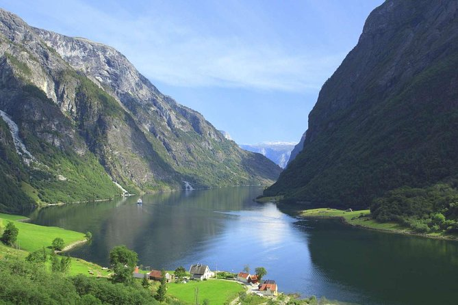 Private day tour to Oslo - incl Premium Nærøyfjord Cruise and Flåm Railway