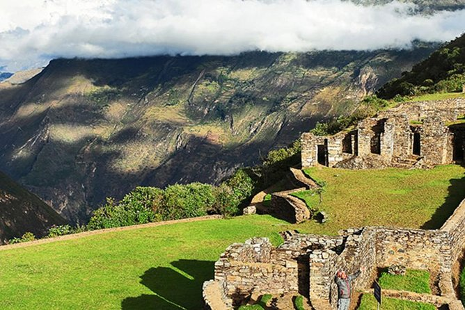 Choquequirao Tour 5 Days / 4 Nights