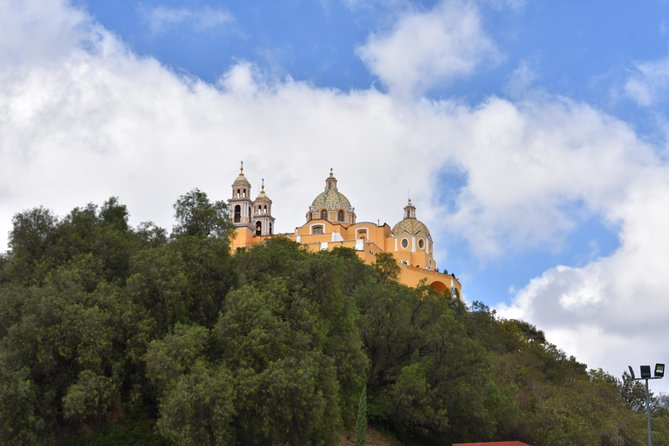 Cholula experience (private tour)