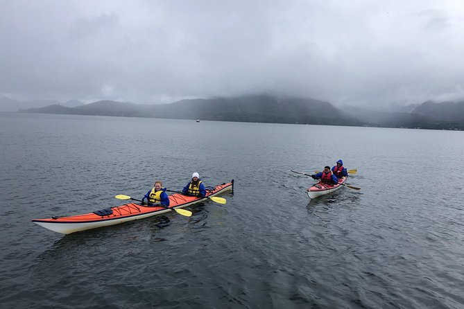 We still have lots of fun on Ketchikan's overcast days.