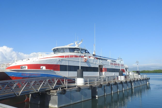 Marie Galante Ferry Airport Transfer