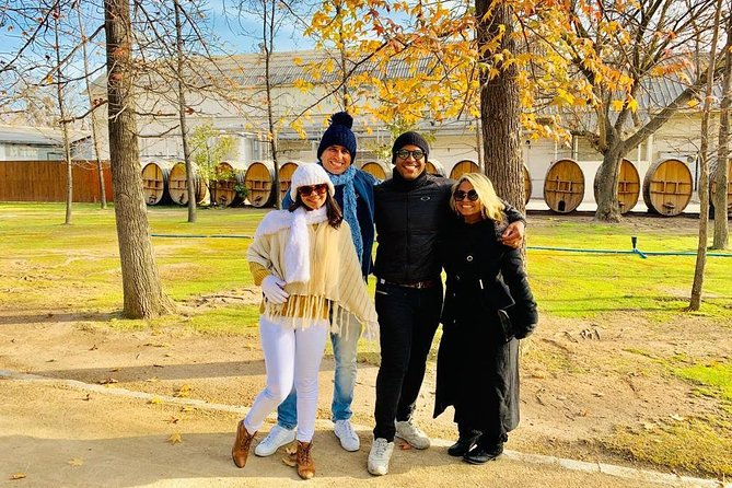 Concha y Toro traditional tour