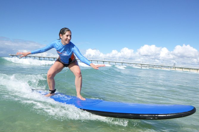 2 Hour Private Surf Lesson at Surfers Paradise