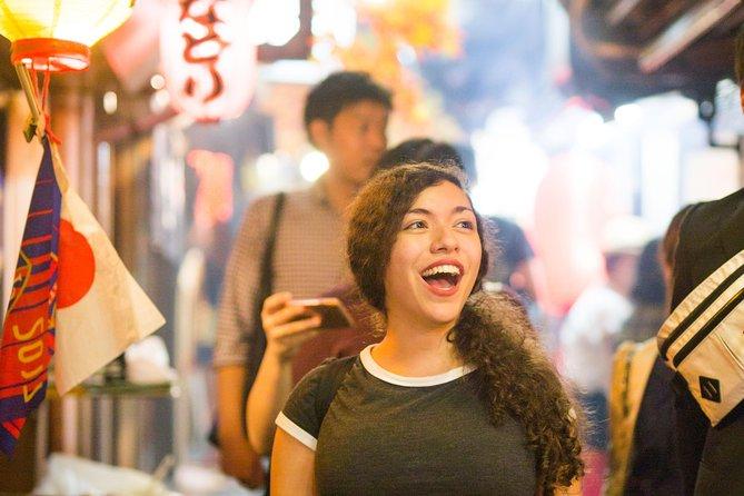 Izakaya Food Tour em Shinjuku