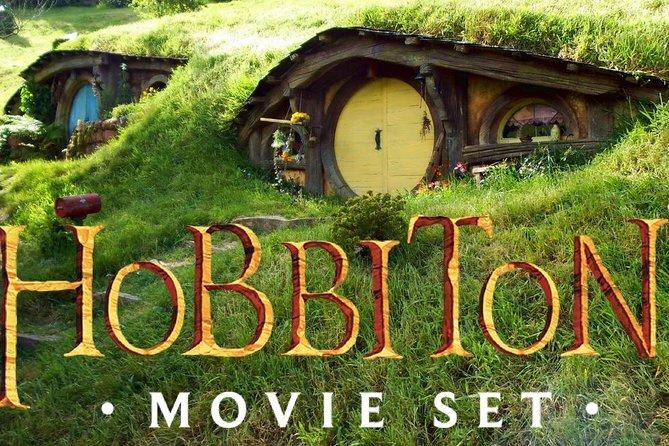 Tauranga Shore Excursion: Hobbiton Movie Set Tour