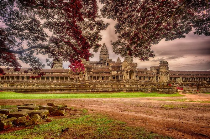 4-Day Angkor, Kulen, Tonle Sap, Banteay Srei & Beng Mealea Tour