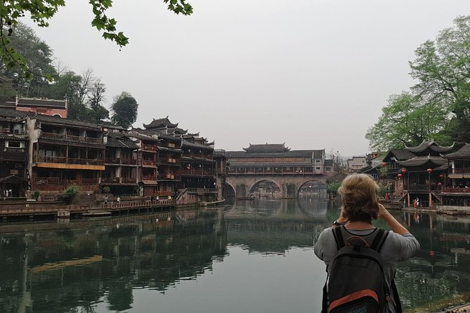 Furong and Fenghang old town Private Day Tour from Zhangjiajie