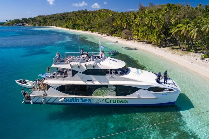 Yasawa and Mamanuca Islands Hop-On Hop-Off Pass