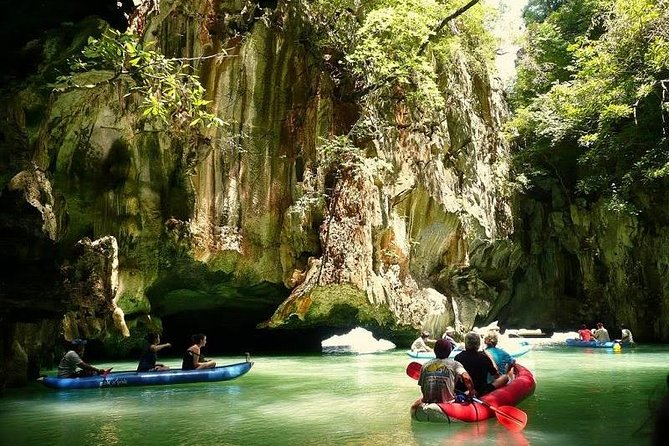 John Gray Hong by starlight Sea Kayak Canoe Snorkeling Phang Nga Bay from Phuket