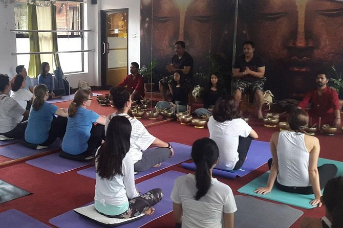 7 days (35-hours) Advanced Sound Healing Course in Nepal photo 1