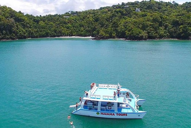 Full day Catamaran Cruises from San Jose to Quepos Manuel Antonio photo 1