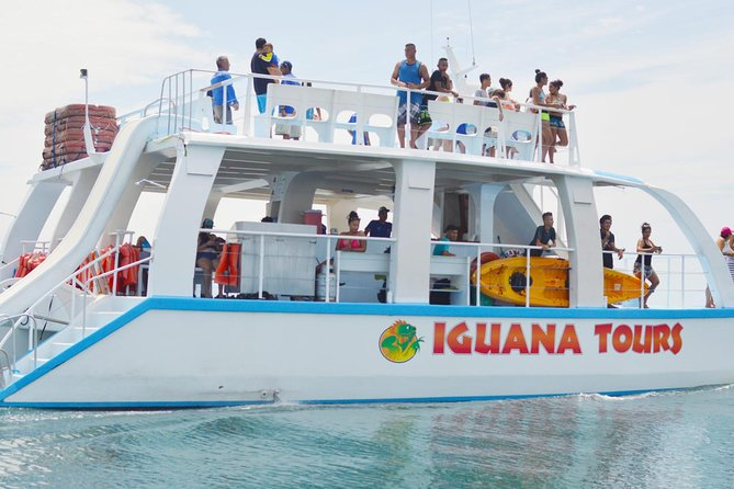 Full day Catamaran Cruises from San Jose to Quepos Manuel Antonio photo 2