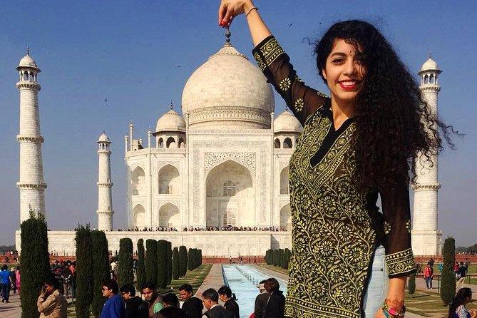 Taj Mahal Day Tour By Car