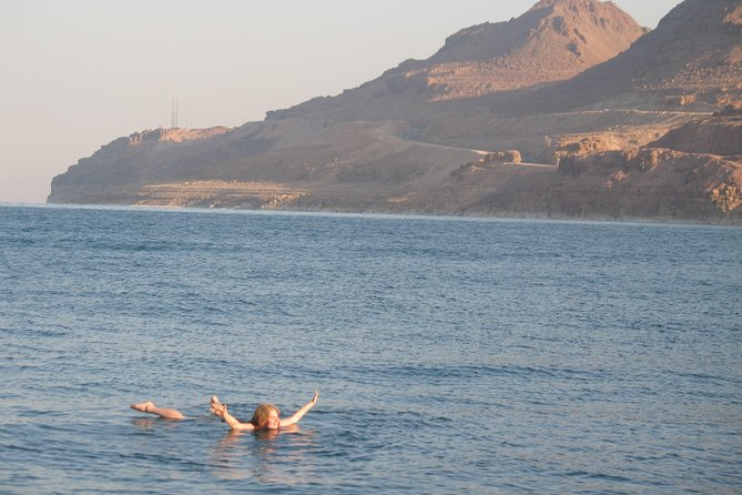 One Day Tour : Dead Sea, Madaba, Mount Nebo including lunch