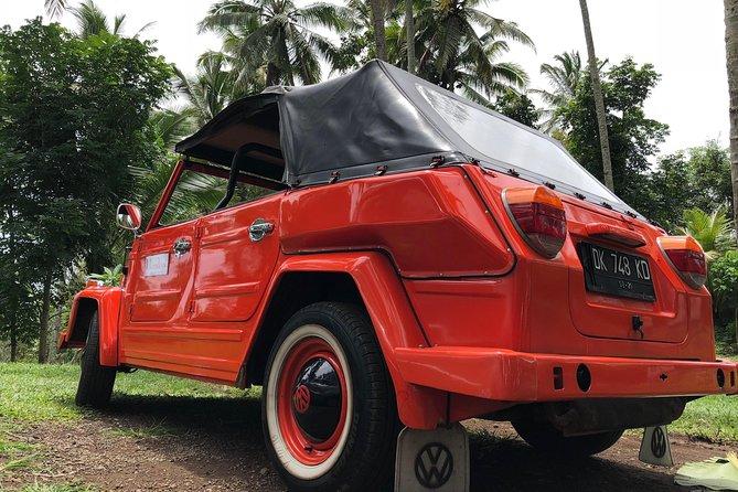 Bali Volkswagen Jeep Tour