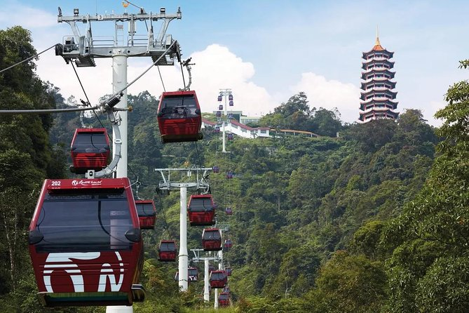 Genting Highlands En-route Batu Caves Day Tour with International Buffet Lunch Private & Guided