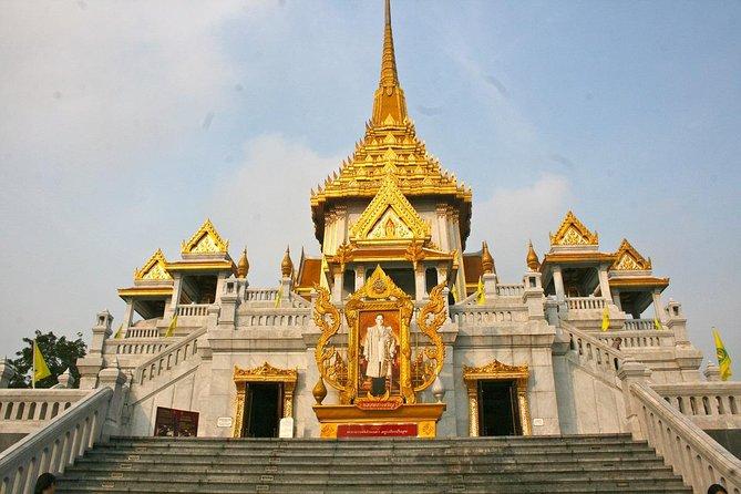 Halfday Join Selfie Bangkok Temple & City Tour
