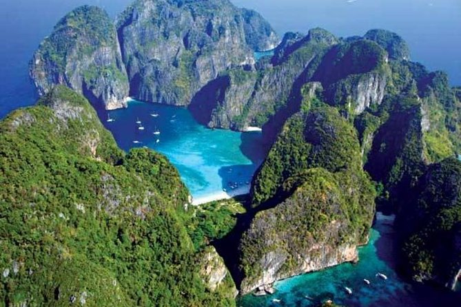 PHUKET: Phi Phi Island by Sea Angel Cruise **Silver Class (VIP 70 Seats)