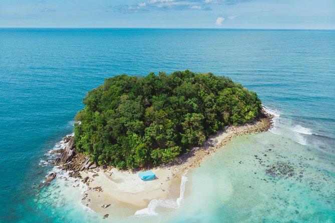Kota Kinabalu P2 Private Island Escape with Sea Walk & BBQ Lunch