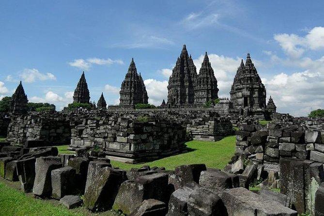 Yogyakarta Prambanan Temple Afternoon Join Tour