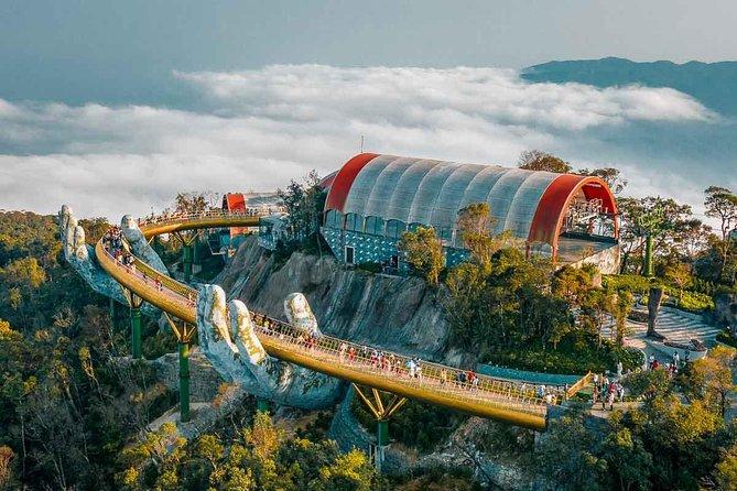 Golden Bridge & Ba Na Hills Private Trip From Hoi An