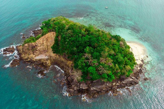 Kota Kinabalu P2 Private Island Escape & Fireflies Sunset River Cruise