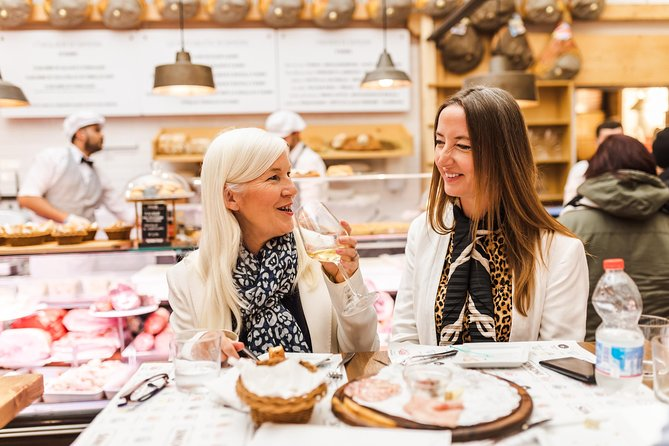 Bologna Private Food Tour with a Local Foodie: Bologna's Tastiest Treats ★★★★★
