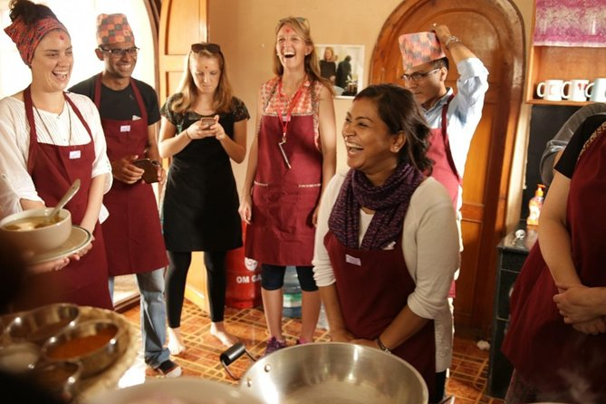 Half-Day Traditional Cooking Class in Kathmandu