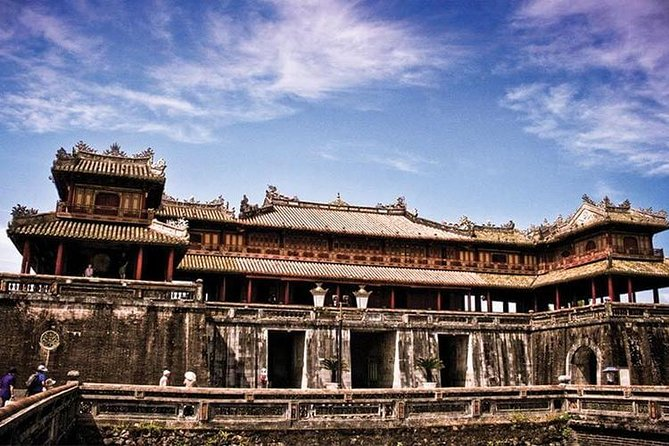 Hue Citadal - The Imperial City Tour 1 Day From Hoi An Ancient Town