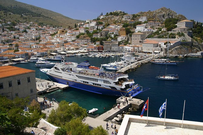 VIP Day Cruise from Athens to Hydra, Poros and Aegina