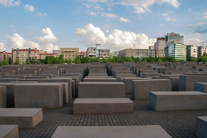 Private 4-Hour Jewish Heritage Walking Tour with a Local in Berlin