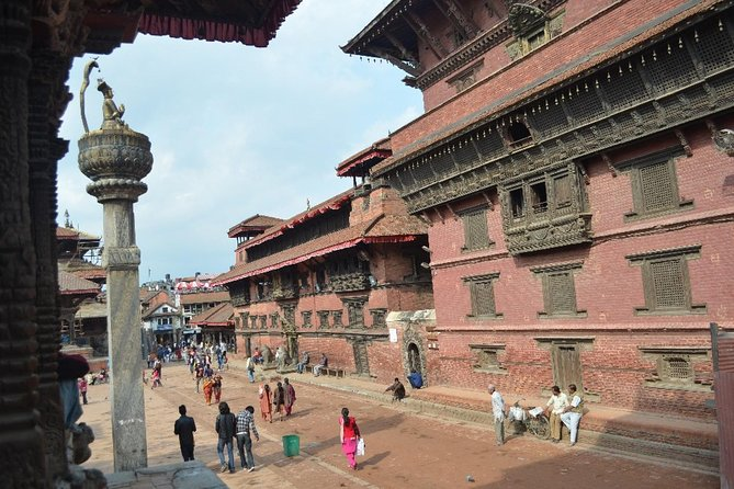Kathmandu Evening Tour by Rickshaw Including Durbar Square