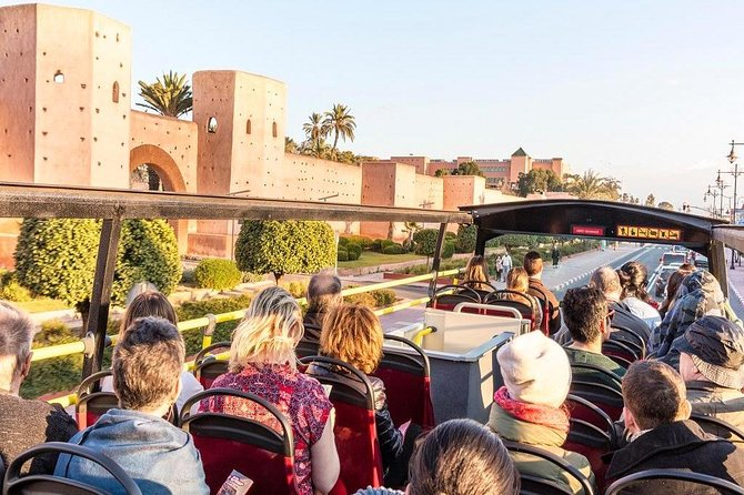 Marrakech guided city tour a full day