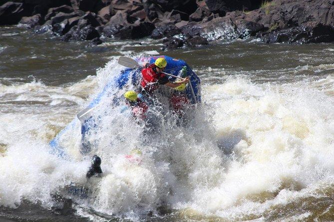 Half Day Zambezi River Rafting