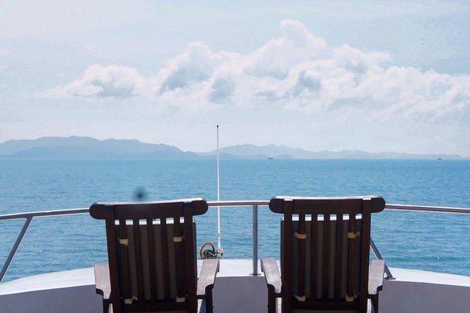 PHUKET: Phi Phi Island by Sea Angel Cruise *** Gold Class (Super VIP 50 seats)