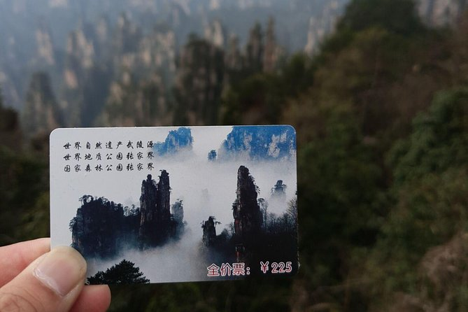 Zhangjiajie National Forest Park(Avatar) &Drop off at Fenghuang Private Day Tour