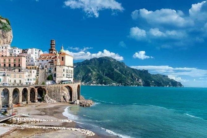 Private : Naples Day Trip to Amalfi Coast
