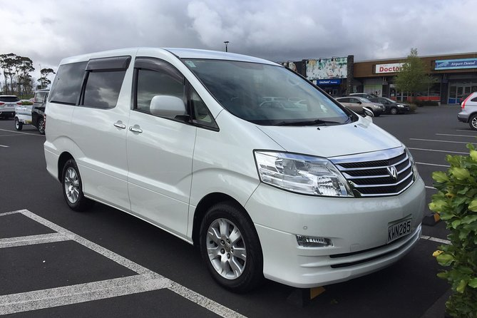 Private Luxury Auckland Airport To North Shore Transfers