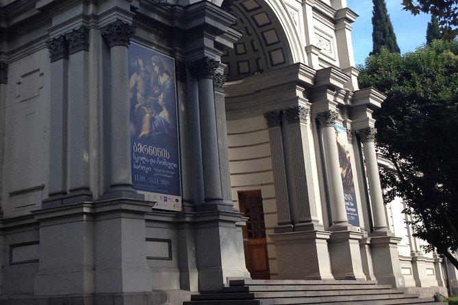 ELENE AKHVLEDIANI Economy One - Day Tour