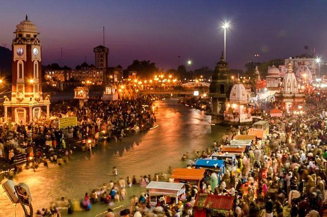 2 Days Trip to Haridwar and Rishikesh from Delhi