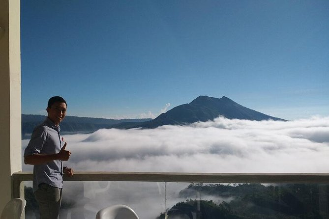 Kintamani Volcano and Tanah Lot Temple Tour