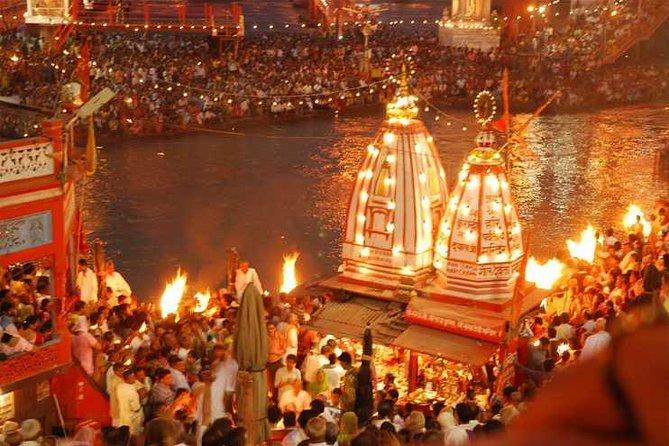 Same Day Trip to Haridwar and Rishikesh