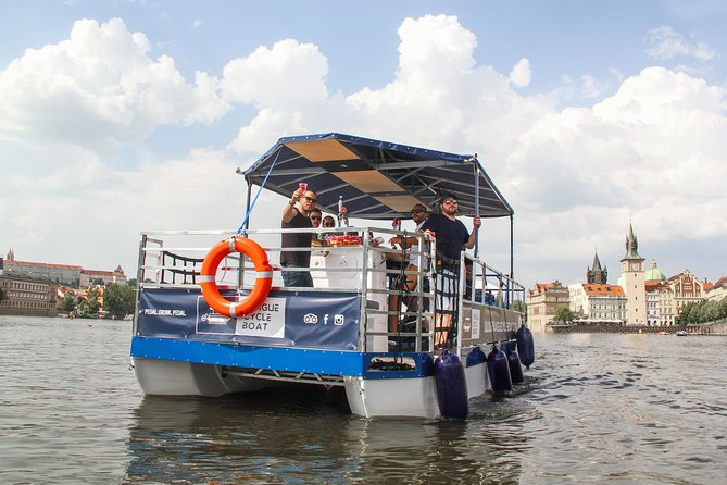 Prague Cycle Boat photo 4