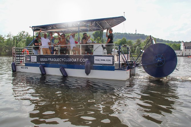 Prague Cycle Boat photo 1