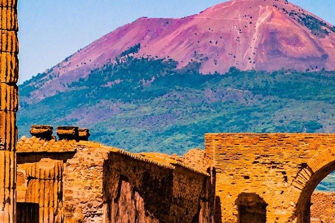 Private Pompeii and The Mount Vesuvius Tour