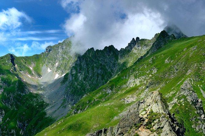 Alpinism // Fagaras Mountains - The Transylvanian Alps